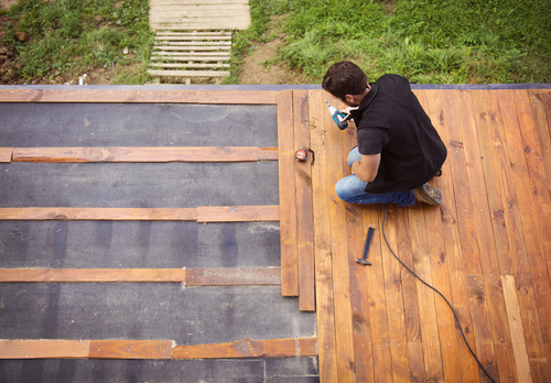 How to maintain outdoor wood flooring for Outdoor timber flooring
