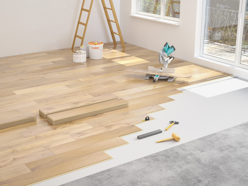 The Benefits of Installing Laminate Flooring