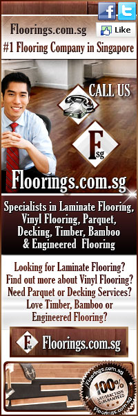 We are your one stop solution for all types of wood floorings in Singapore. Call us and one of our flooring consultant will atend to your request.