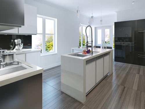 Wood Flooring For Kitchen