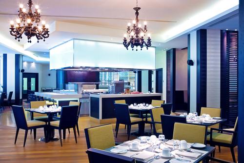 Restaurant Laminate Flooring