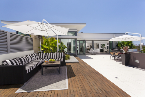 Various Outdoor Decking For Consideration