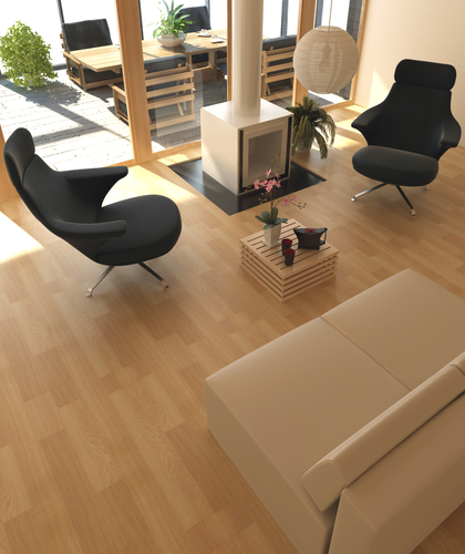 What Is The Best Wood Flooring For Office?