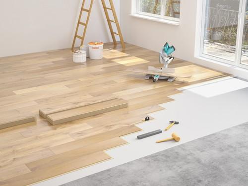 Installing Laminate Flooring, What Do You Need To Put Laminate Flooring