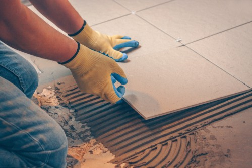 Limestone Flooring Vs Ceramic Tile