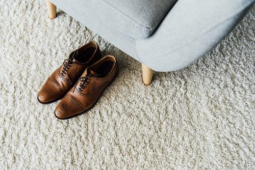 What is healthier carpet or hardwood floors?